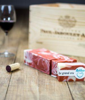 Savon Artisanal Le Grand Cru au vin