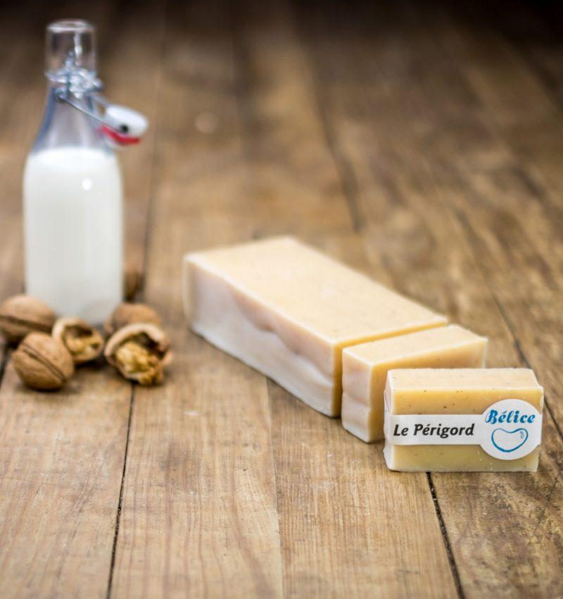 savon artisanal lait d'ânesse