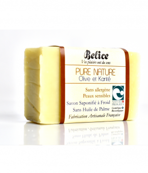savon bio Pure Nature 2