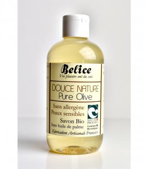 savon liquide bio pure olive