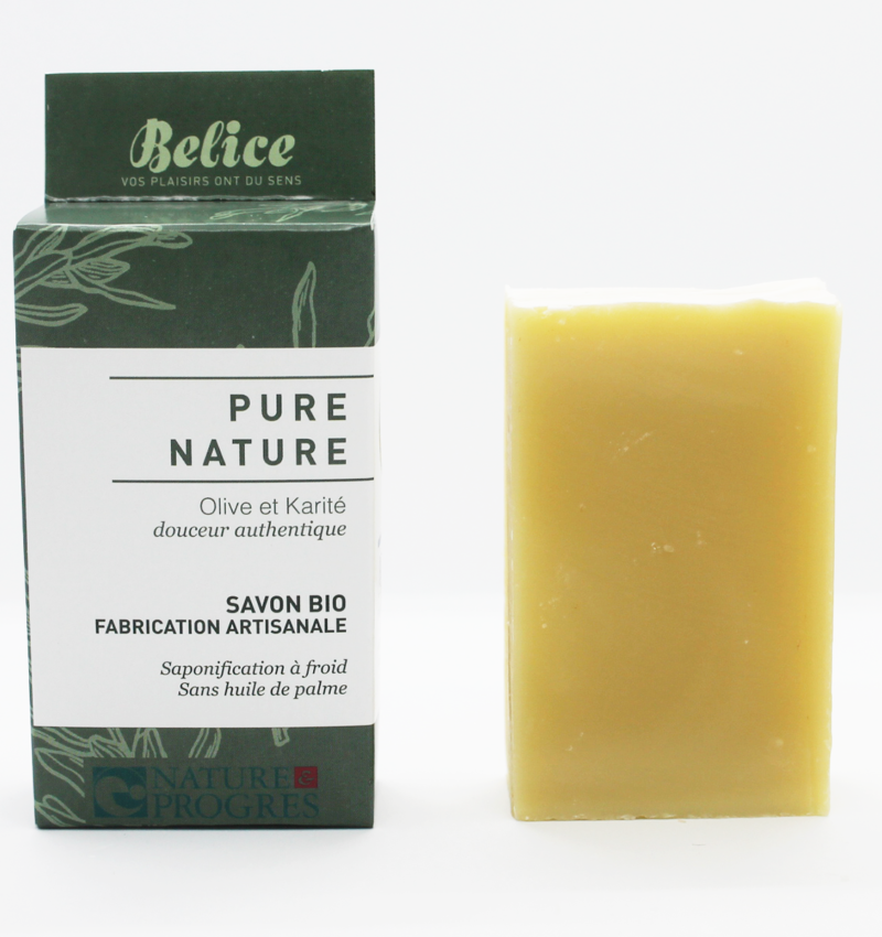 Savon bio Pure Nature