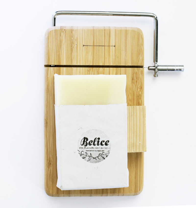 Shampoing soin bio 500 g à la découpe