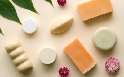 Zéro déchet – Pourquoi passer aux cosmétiques solides ?