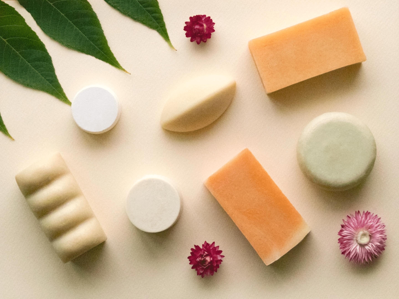 Zéro déchet - Pourquoi passer aux cosmétiques solides ?